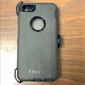 iPhone 6 Plus Otter Box w/Clip